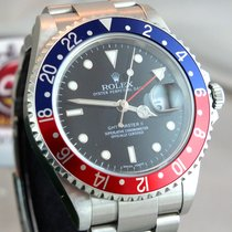 "Rolex 16710BLRO GMT-Master II ""Stick- Dial"" M- Ser...."