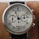 Breguet classic chronograph18k white gold