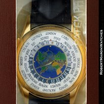 Patek Philippe 5131 J Cloisonne World Time 18k
