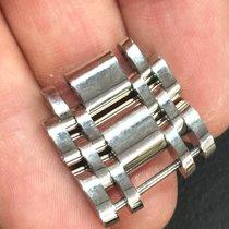 Longines Link maglia strap acciaio steel chrono 20 mm