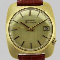 Bulova Accutron Vintage 18K Gold