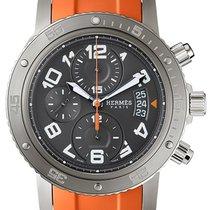 Hermès Clipper Chrono Automatic Maxi 44mm 035437WW00