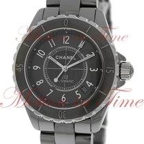 Chanel J12 Chromatic 38mm Automatic, Titanium Dial - Titanium...