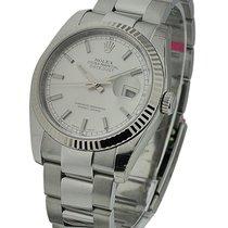 Rolex Unworn 116234 Mens Steel Datejust with Oyster Bracelet -...