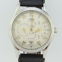 Oris Regulateur Automatic Steel 7473