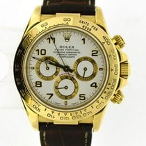 Rolex Daytona yellow gold 16518