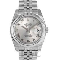 ロレックス (Rolex) Datejust Silver Dial - 116234