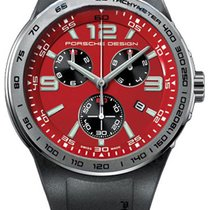 Porsche Design Flat Six Chronograph 6320.41.84.1168