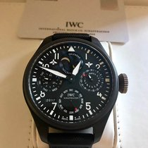 IWC WC Big Pilot's Watch Perpetual Calendar TOP GUN