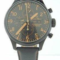 Ernst Benz Chronograph Valjoux 7750 Automatic Movement