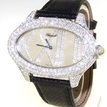 """Chopard cat's eye"""" with mirror dial and diamonds -..."""
