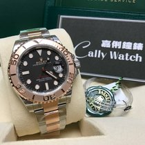 Rolex Cally - YACHT MASTER 116621 Black 2017 [NEW]
