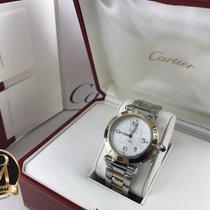 Cartier Pasha gold steel 2378 / Acciaio e oro B&P