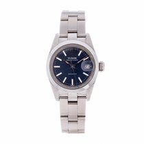 Tudor Princess Quartz Oysterdate Ladies Watch 93500 (Pre-Owned)