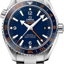 Omega Seamaster Planet Ocean 600 M Co-Axial GMT 43,5 MM...