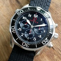 Omega Black Seamaster Olympic Limited edition Automatic...