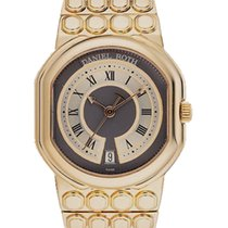 Daniel Roth Le Sentier Sport 18K Yellow Gold Ladies Watch