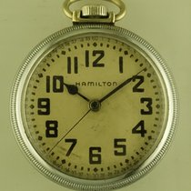 Hamilton 4992b US GOVT POCKET WATCH