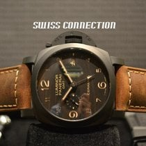 Panerai Luminor GMT 1950 3 Days Ceramica PAM 441