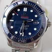 Omega Sea master blue