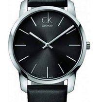 ck Calvin Klein city Herrenuhr K2G21107
