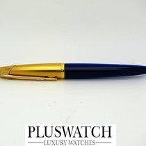 Rolex Waterman Edson Penna Stilografica Fountain Pen 18K
