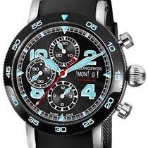 Chronoswiss Timemaster Chronograph Day Date Ref. CH-9043B-DB