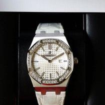 Οντμάρ Πιγκέ (Audemars Piguet) 67651ST Royal Oak Lady Silver...
