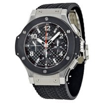 Hublot Big Bang Steel Ceramic Men's Watch 301.SB.131.RX
