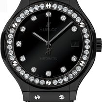Hublot Classic Fusion Shiny Ceramic 38mm 565.CX.1210.VR.1204