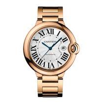 Cartier Ballon Bleu Automatic Mens Watch Ref W69006Z2