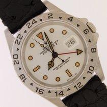 Rolex explorer II REF. 16570 steel ghost dial rare 1992
