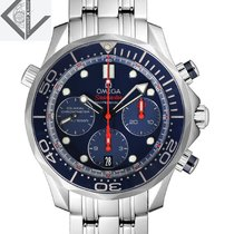 Omega Seamaster Diver 300m Co-axial Chonograph 41,5 Mm -...