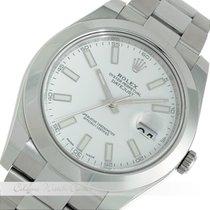 Rolex Datejust II Stahl 116300