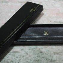 Ebel vintage wath box leather black very nice condition