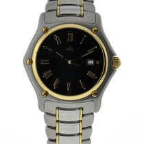 Ebel 1911 Mid Size Quartz 2 Tone Stainless Steel And 18kt...