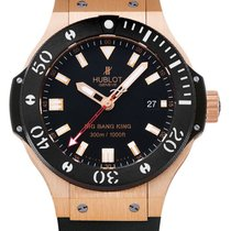 Hublot 312.PM.1128.RX Big Bang King 18kt Rose Gold Automatic 44mm