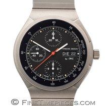 IWC Porsche Design Titan Chronograph NEUZUSTAND 3704-001