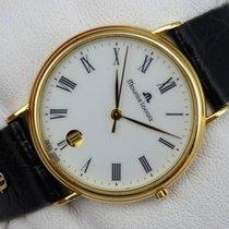 Maurice Lacroix Klassische Herrenuhr - Gold 750 / 18K - 95409