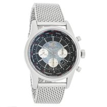 Breitling Transocean Mens Automatic Chrono Watch AB0510U4/BB62...