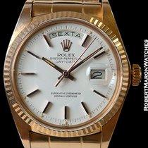 Rolex 1803 Day Date President 18k Rose Gold
