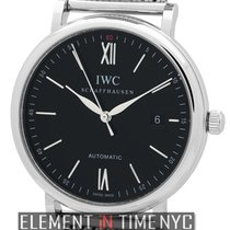 IWC Portofino Collection Portofino Date 40mm Stainless Steel...