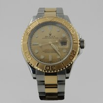Rolex YACHT MASTER STEEL & GOLD 40mm