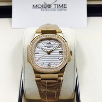 Patek Philippe 7010R-011 Rose Gold Ladies Nautilus 32mm [NEW]