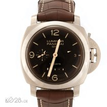 Panerai Luminor 1950 10 Days GMT PAM 270 OP6687 Stahl 44 mm