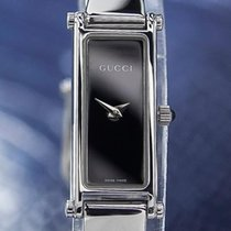 Gucci Ladies Classic Swiss Made Luxury Stainless Steel Dress...