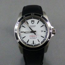 Tudor Grantour large 42 mm White dial stainless steel 20500N
