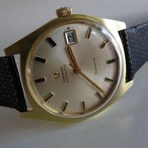 歐米茄 (Omega) geneve automatic vintage men's wristwatch 1968