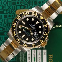 Rolex GMT Master 116713LN new in stickers B/P 2009