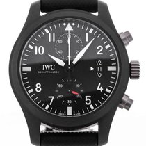 IWC Fliegeruhr Top Gun 46 Black Chronograph